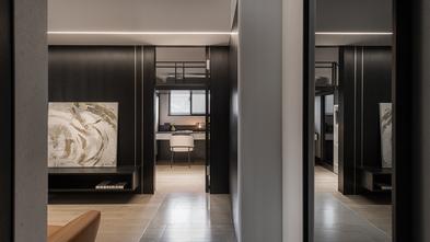 80平米公装风格客厅设计图
