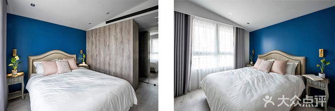 20万以上140平米三混搭风格卧室设计图