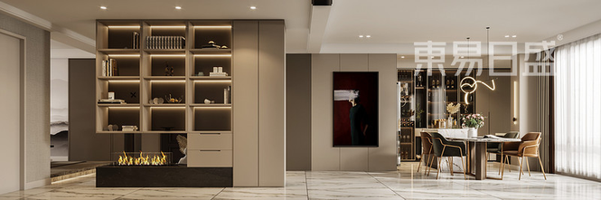 20万以上140平米四室四厅现代简约风格玄关装修图片大全