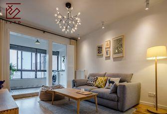 经济型80平米日式风格客厅装修案例