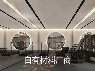 20万以上140平米公装风格健身房设计图