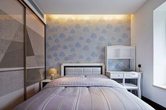 豪华型140平米三室两厅新古典风格卧室装修案例