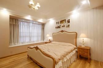 富裕型140平米四美式风格卧室效果图