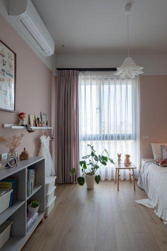110平米三工业风风格卧室设计图
