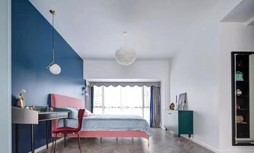 富裕型140平米四室两厅法式风格卧室效果图