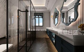 20万以上140平米别墅法式风格卫生间图片