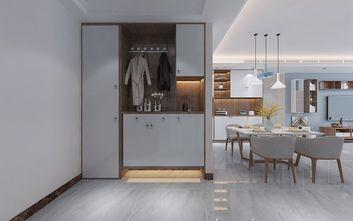 15-20万120平米三室两厅现代简约风格玄关效果图