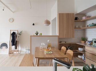 富裕型日式风格餐厅装修案例