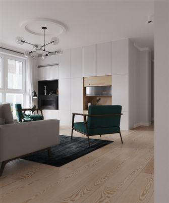 10-15万70平米一室一厅北欧风格客厅欣赏图