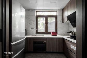 20万以上140平米别墅中式风格厨房欣赏图