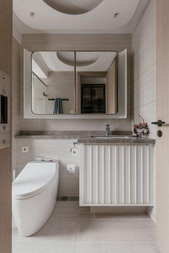 经济型三室两厅现代简约风格卫生间图
