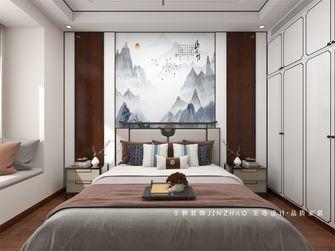 经济型120平米三室两厅中式风格卧室装修效果图