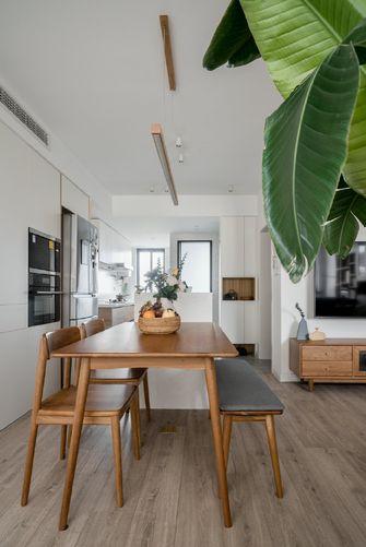 70平米三室两厅日式风格餐厅图片大全