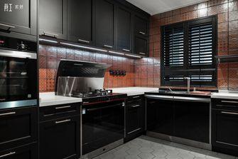 豪华型140平米复式美式风格厨房装修效果图