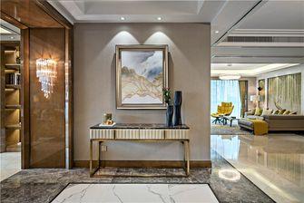 140平米四室三厅美式风格玄关装修案例