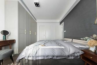 10-15万90平米公寓轻奢风格卧室效果图