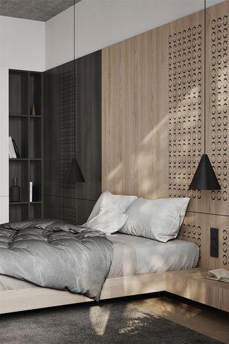 5-10万90平米现代简约风格卧室图片大全