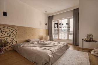 经济型100平米日式风格卧室图片