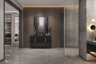 20万以上140平米三室两厅现代简约风格玄关效果图