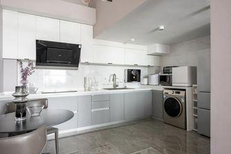 40平米小户型轻奢风格厨房装修图片大全