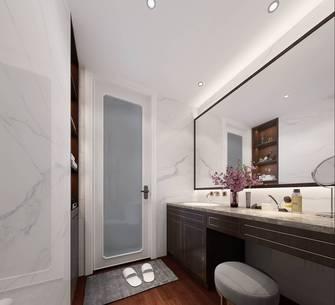 富裕型140平米中式风格卫生间装修效果图