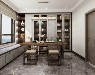 20万以上140平米四室一厅中式风格书房设计图