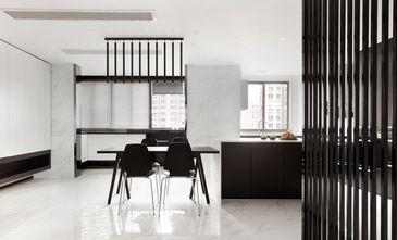 10-15万120平米四工业风风格餐厅设计图