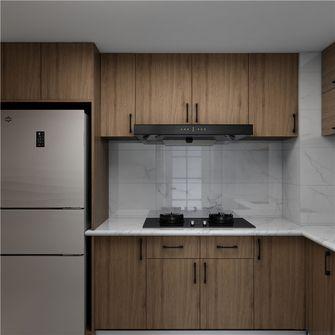 10-15万80平米三室三厅现代简约风格厨房装修案例