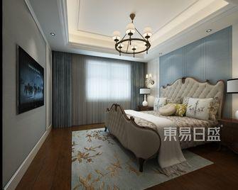 20万以上140平米三室两厅欧式风格卧室装修案例