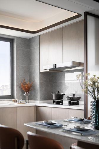3万以下140平米复式轻奢风格厨房装修效果图