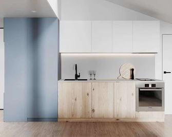 60平米公寓欧式风格厨房图