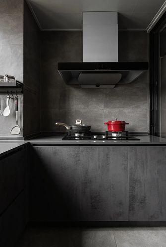 120平米四现代简约风格厨房图片