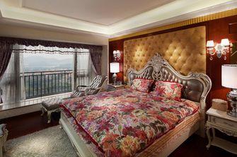 豪华型140平米四新古典风格卧室装修图片大全