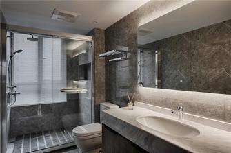 10-15万110平米三室两厅现代简约风格卫生间效果图