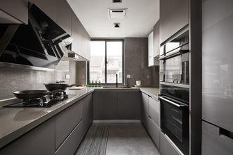 豪华型140平米复式英伦风格厨房图片大全