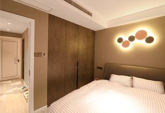 15-20万140平米复式混搭风格卧室装修案例