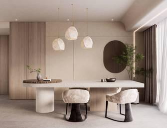 豪华型120平米四室一厅混搭风格餐厅装修案例