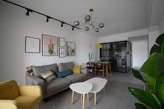三室两厅北欧风格客厅装修图片大全