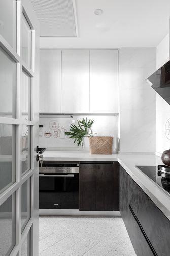 15-20万110平米四室一厅北欧风格厨房装修案例