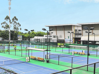 顺德金满贯网球中心