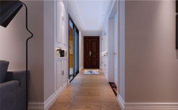 10-15万100平米三室两厅美式风格玄关图片