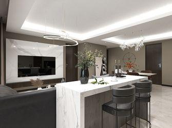 富裕型140平米三室三厅现代简约风格阳台装修案例