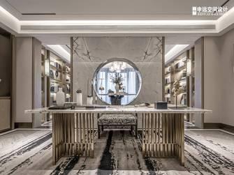 20万以上140平米别墅中式风格玄关装修案例