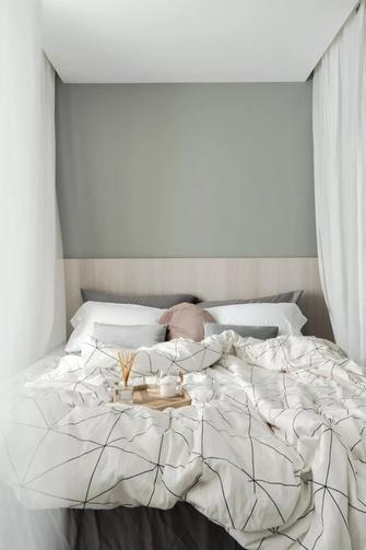 富裕型130平米四室一厅轻奢风格卧室装修案例