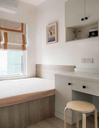 100平米三室两厅北欧风格衣帽间装修图片大全
