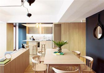 豪华型90平米三室一厅北欧风格厨房图片大全