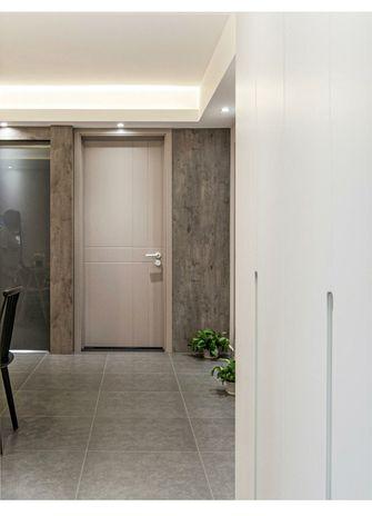 经济型50平米现代简约风格走廊设计图