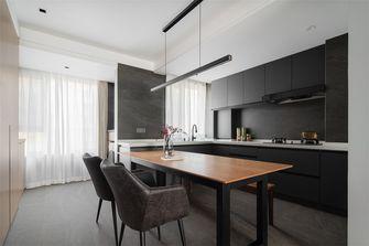 20万以上130平米三室两厅现代简约风格餐厅装修图片大全