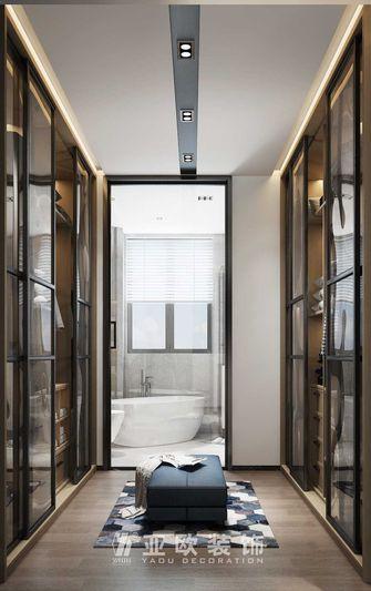 富裕型140平米四室两厅中式风格衣帽间装修图片大全