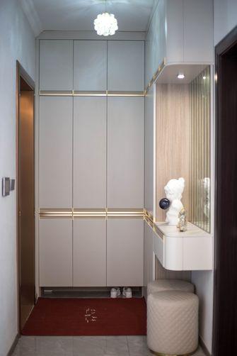 140平米四室两厅轻奢风格走廊欣赏图